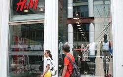 H&M appeals to the junior shopper