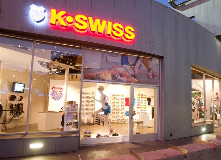 Shop Talk: K-Swiss in L.A. … Payless