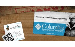 Reusing packaging is an initiative many retailers have embraced as a way to help reduce waste