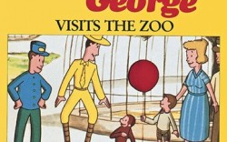 My favorite storybook as a kid Curious George Visits the Zoo