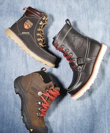 Big League Boots