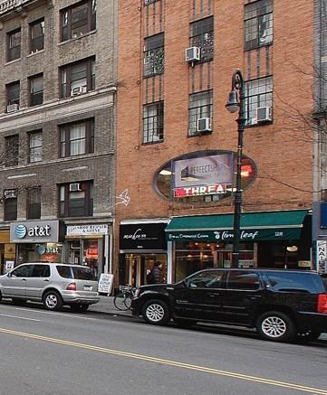 Upper West Side Scene