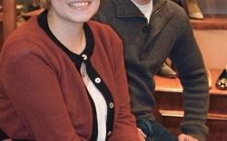 Michael ODonnel and Lauren Durgin