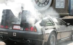 The book DeLorean