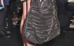Diane Von Furstenberg&#8217s mesh corset booties