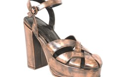 Steve Madden&#8217s &#8220signature&#8221 chunky platform shoe is introduced in 1991