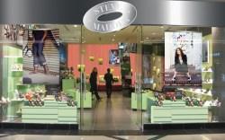 The Steve Madden store in the Arabian Center mall in Dubai