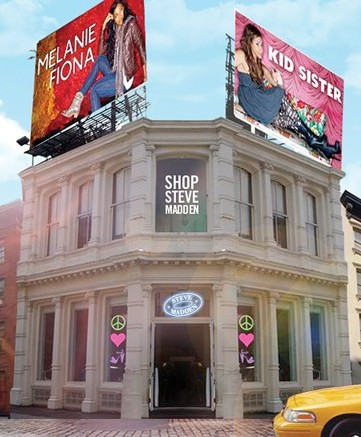 The company has a dedicated Steve Madden Music Website that touts the brand&#8217s initiatives