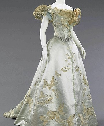 At the Metropolitan Museum of Art The Costume Institute will present &#8220American Woman Fashioning a National Identity&#8221 the first display culled from the Brooklyn Museum Costume Collection at the Met It is set to open May 5 and continue through Aug 15