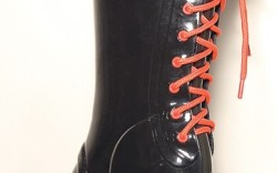 Leather boot styles for fall from Hunter