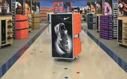 Shoe Carnival has found success in the athletic arena with value-priced offerings from popular brands such as Nike