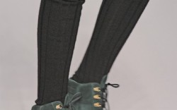 Sportmax&#8217s lace-up open-toe booties with tractor soles