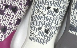Guess new Wellies line
