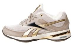 Easytone by Reebok&#8217s faux shearling-lined sneaker