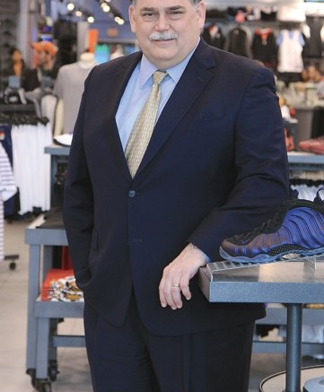 Foot Locker CEO Ken Hicks