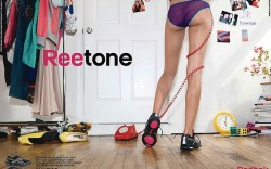 Earlier this month Reebok unleashed the &#8220Ree&#8221 marketing platform which emphasizes betterment while also referencing its marquee styles It includes a series of TV spots that invite consumers to &#8220reetone&#8221 in its EasyTone shoes
