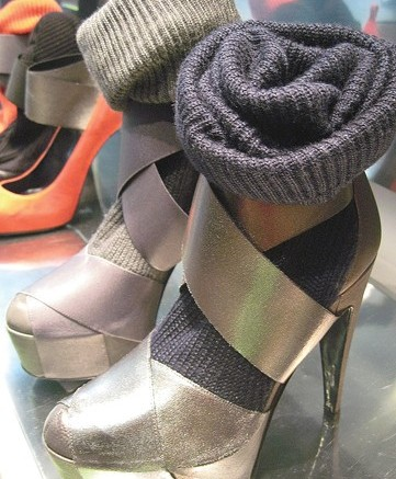 Bruno Frisoni&#8217s sock sandals