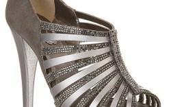 Ren&#233 Caovilla&#8217s crystallized sandal