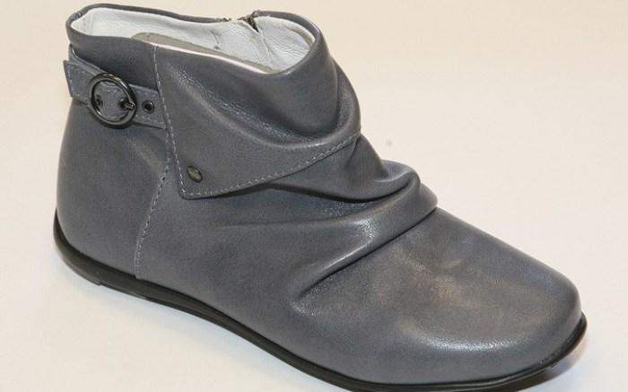 Primigi&#8217s gathered anklet with side buckle