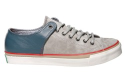 Low-profile two-tone sneaker by PF Flyers