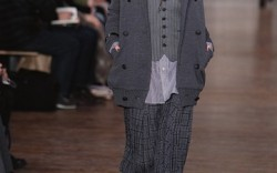 A women&#8217s runway look from the Rag & Bone fall &#821710 collection