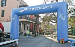 Brooks partnership with the Rock n Roll Marathon series kicked off this year