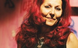 Patricia Field Dishes on 'SATC'