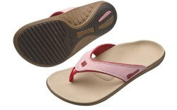 Just in time for summer Spenco Medical Corp is introducing the PolySorb Total Support Performance Sandal