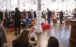 Capsule a smaller show gaining ground in the footwear market