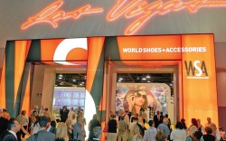 WSA trade show in Las Vegas