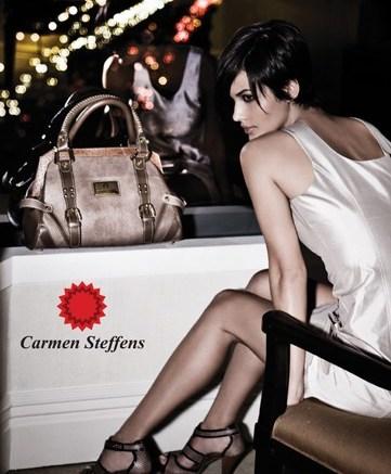 A recent Carmen Steffens campaign
