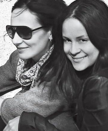 Gigi & Zaza founders Tiziana Indelicato and Gina Rizzo
