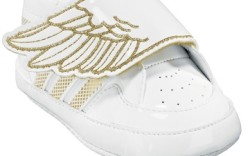 Jeremy Scotts JS Wings high top sneaker from Adidas Originals by Originals shrunk down for children
