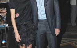 Cynthia Rowley and John Bartlett