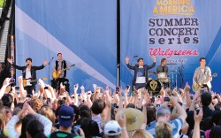 &#8220Good Morning America&#8221 is back with its free concert series which kicked off earlier this month with The Jonas Brothers