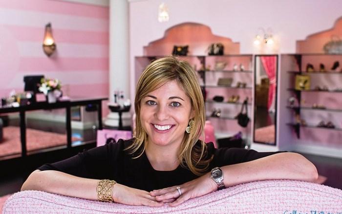 Jill Stapleton of She She Shoes