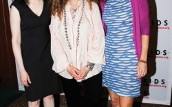ENK International Chairman and CEO Elyse Kroll with Liz Lange and Christina Miller