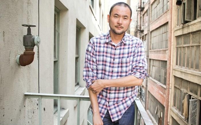 Sung Choi founder of Clae