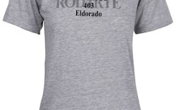 A limited edition t-shirt by Rodarte in honor of the 50th anniversary of Breathless