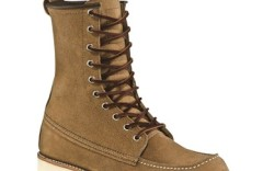 Red Wings spinoff boot by Aki Iwasaki