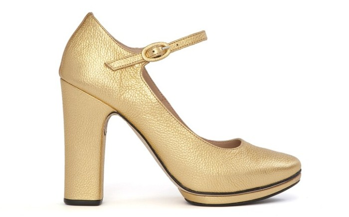 A heeled style from Repetto