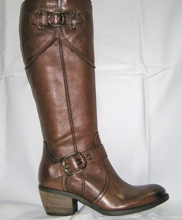 Harness-inspired boot from Clarks