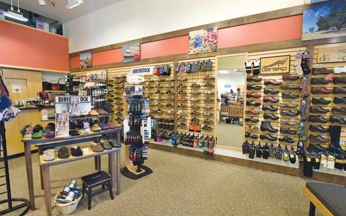Footwise shoe store in Oregon