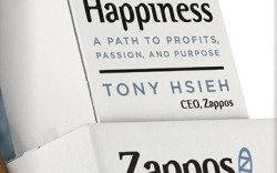 The cover of Tony Hsiehs new book