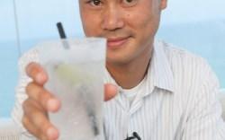 Tony Hsieh in Miami