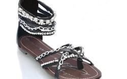 A sandal from Vintage Havanas new footwear line