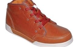 Fila&#8217s leather chukka interpretation