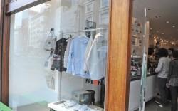 London mens store Present