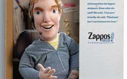 A Zappos Zappets ad