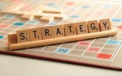 Strategy on a Scrabble board